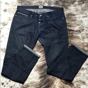 Naked & Famous Selvedge jeans. Men's